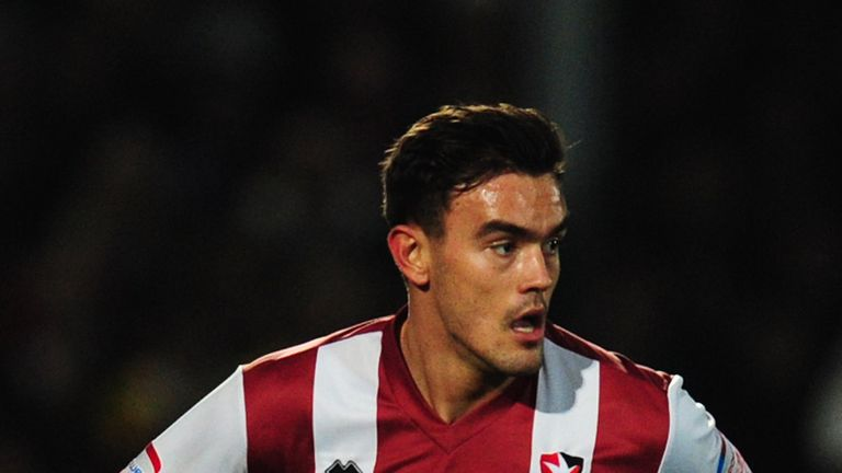 Marlon Pack: Cheltenham midfielder has rejected a new contract