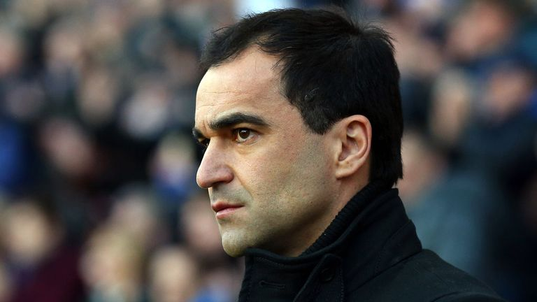 Roberto Martinez: Wigan boss felt it was a point gained
