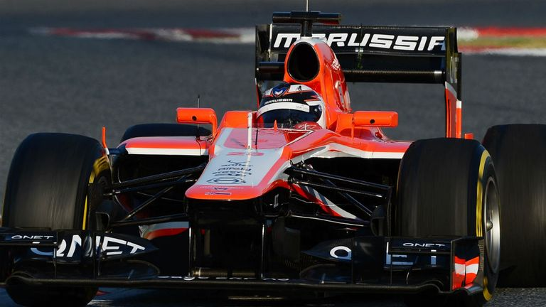 Marussia: Enjoyed a very positive winter of testing