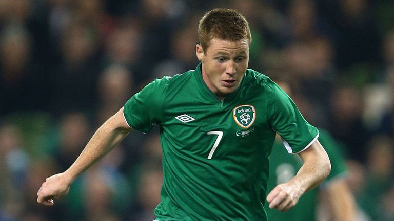 James McCarthy: Tipped to grace the very top of the game by Giovanni Trapattoni