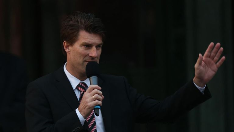 Michael Laudrup: Under contract at Swansea City until 2015