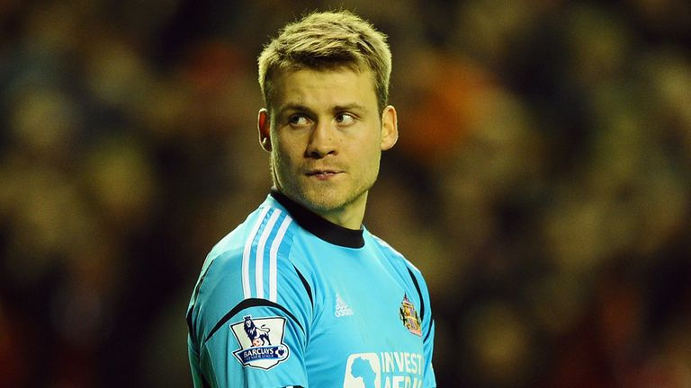 Simon Mignolet: In demand as Liverpool hold talks over a deal