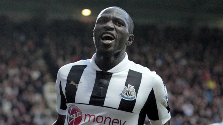 Moussa Sissoko: The midfielder has made a dream start to life at Newcastle