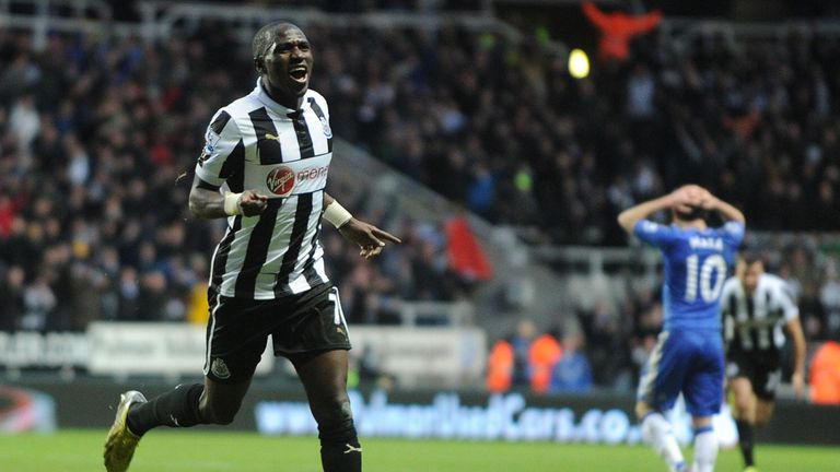 Moussa Sissoko: Enjoying new midfield role with Newcastle