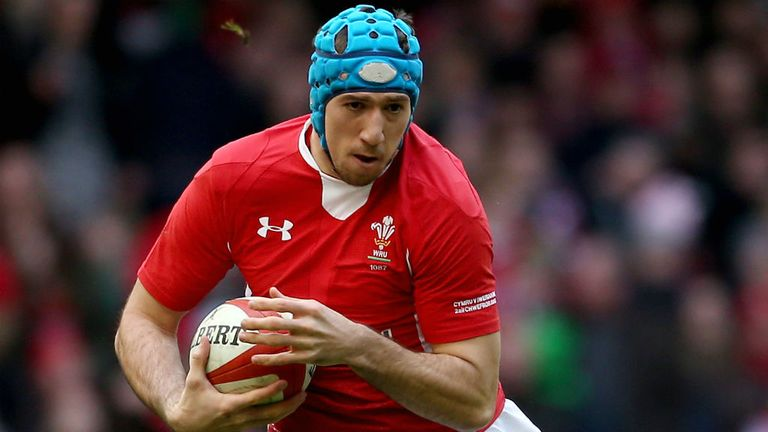 Justin Tipuric: admits Lions competition will be tough