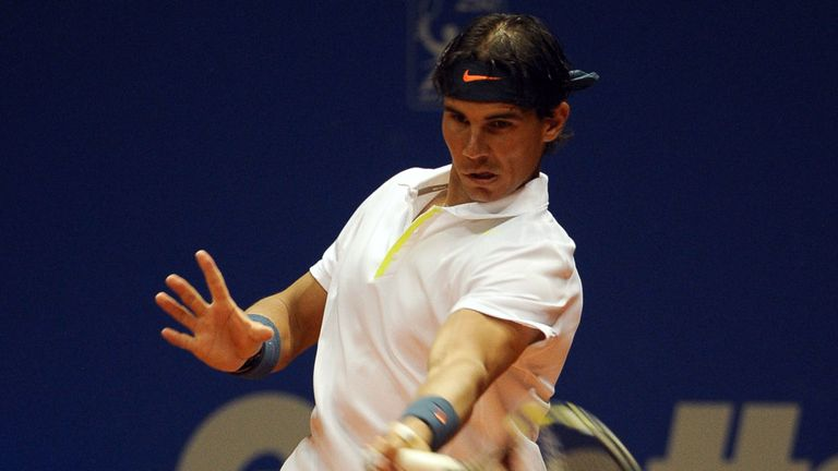 Rafael Nadal reaches third round in Brazil