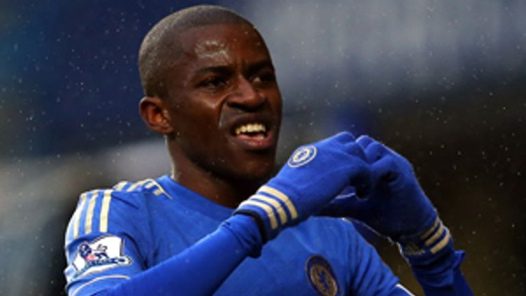 Ramires: Will not feature for Brazil in friendly with Italy
