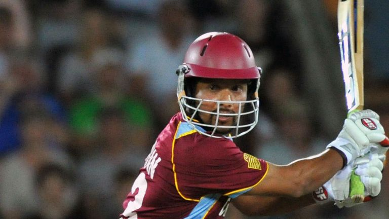 Ramnaresh Sarwan: Hoping for Champions Trophy repeat in England