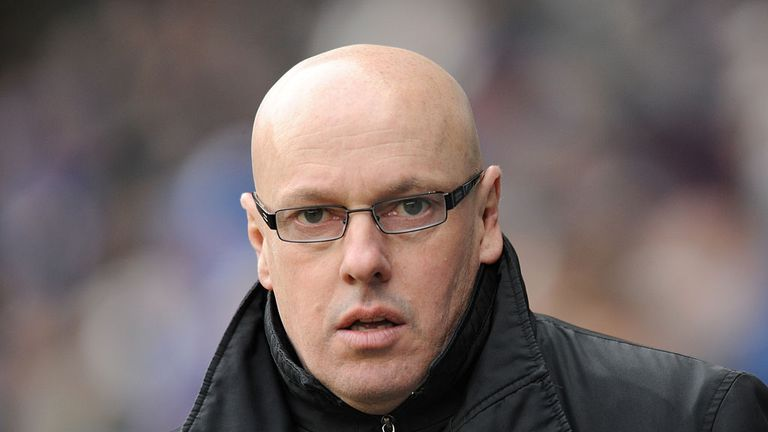 Brian McDermott: Reading boss ready for Everton test