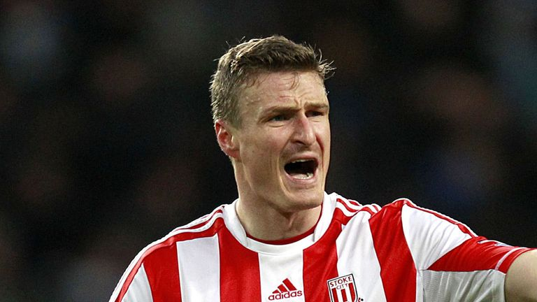 Robert Huth: Back in the Stoke squad this weekend