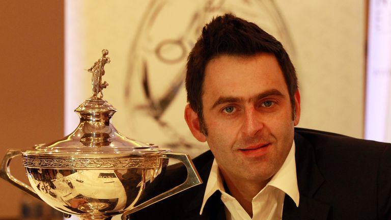 Ronnie O'Sullivan: 13/2 to retain his world title in Sheffield