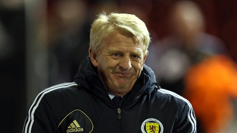 Gordon Strachan: May have several players pulling out of scotland's clash with Croatia