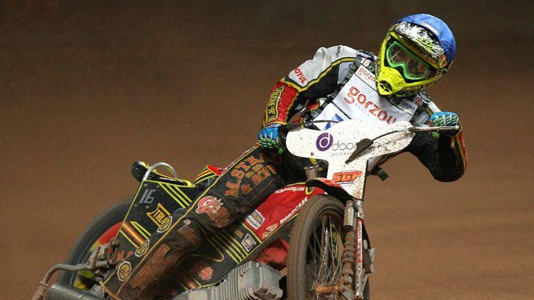 Scott Nicholls: Will compete in match races at Derwent Park.