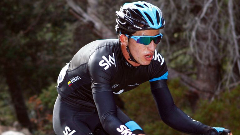 Henao came close to victory in Mallorca
