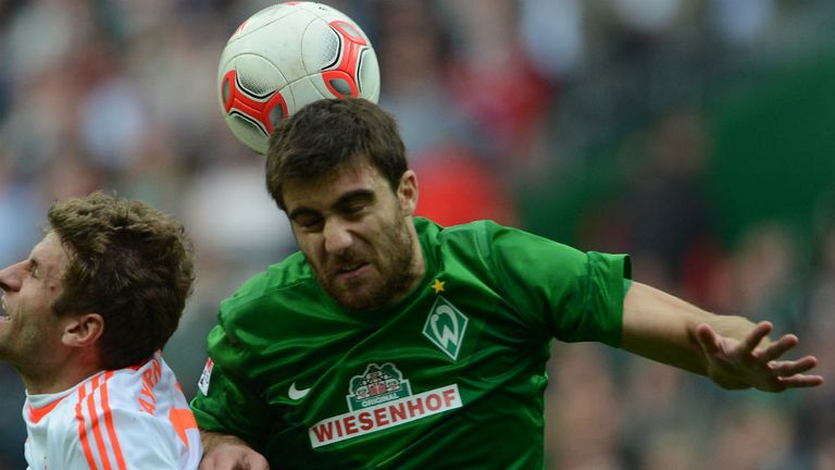Sokratis Papastathopoulos: Has played for Bremen for two years following move from AC Milan