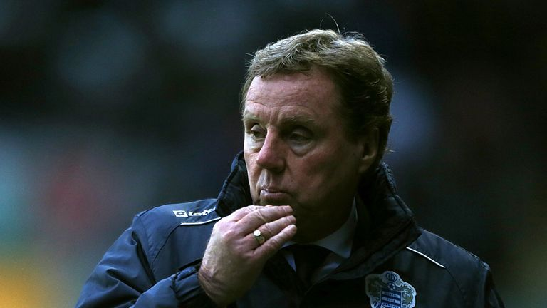 Harry Redknapp: Hoping QPR can emulate Portsmouth's relegation escape