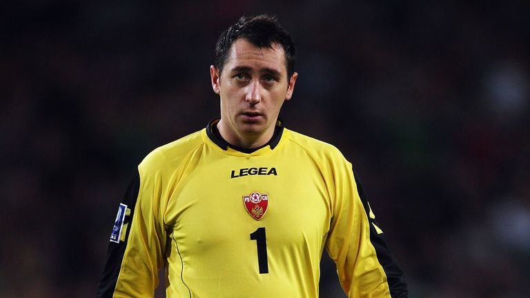 Vukasin Poleksic: Debrecen's goalkeeper did not report approaches