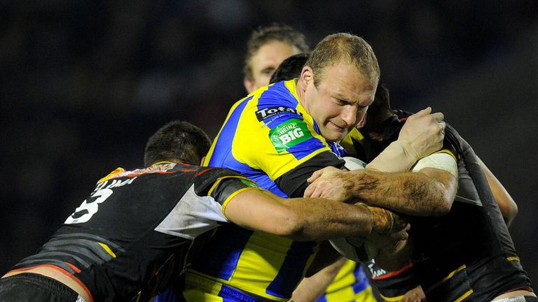 Garreth Carvell: Prop leaving Warrington for Bradford next season