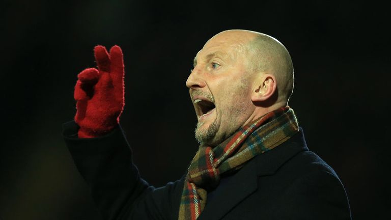 Ian Holloway: Felt Crystal Palace deserved a draw at Watford