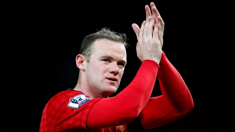 Wayne Rooney: Relishing clash with Real Madrid