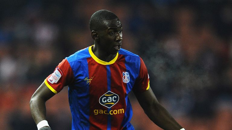 Yannick Bolasie: Claims there is 'no fear' in the Crystal Palace camp