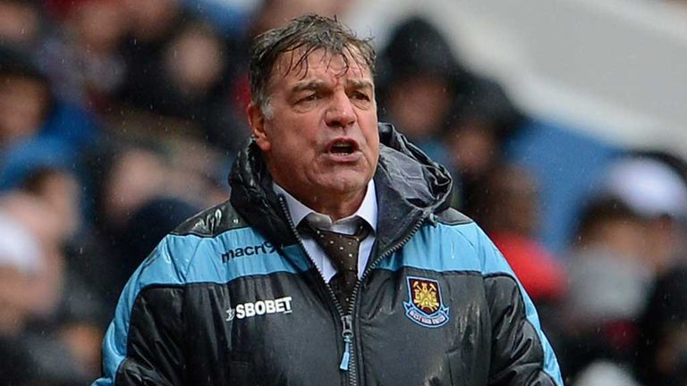 Sam Allardyce: Hoping for good behaviour from all supporters