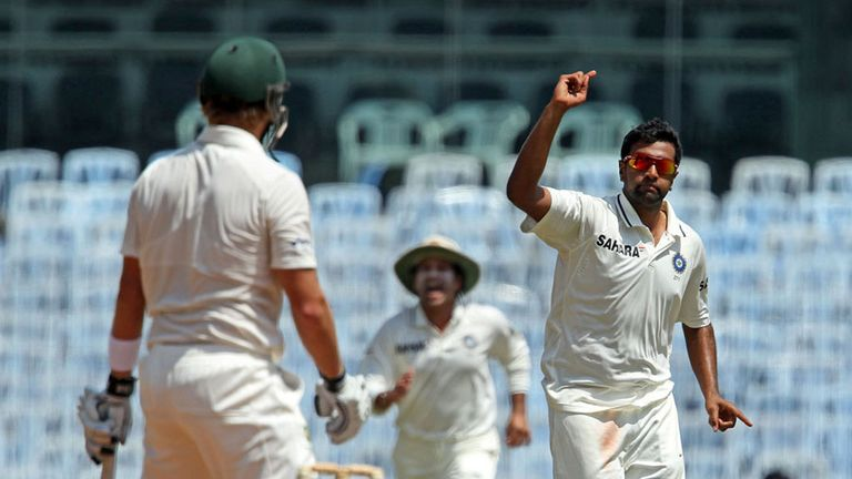 Ravi Ashwin: Has taken 12 wickets in the match so far