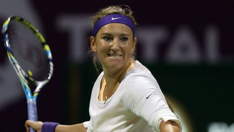 Victoria Azarenka: Taking week off to rest bruised foot
