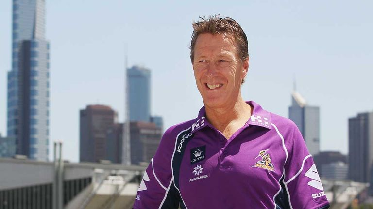 Craig Bellamy: New deal with Melbourne Storm