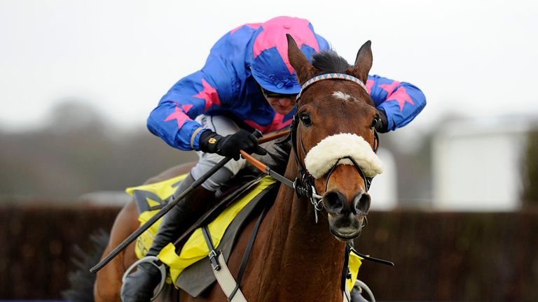 Cue Card: in action on Thursday