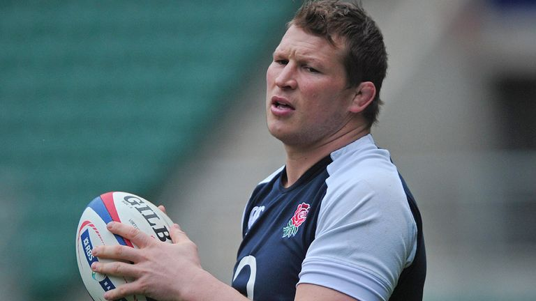 Dylan Hartley: Selected ahead of Rory Best