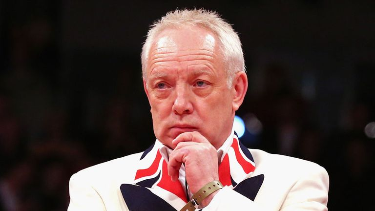 Frank Maloney: No problems with re-match