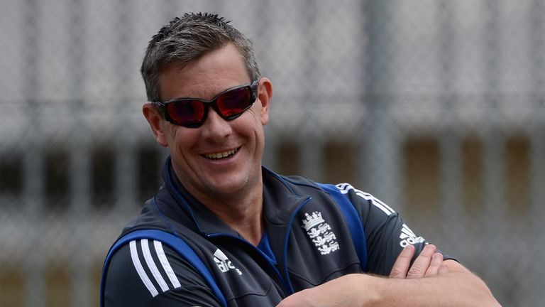 Ashley Giles: Defeated in New Zealand as an England player
