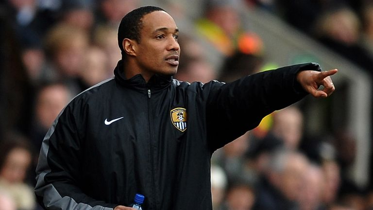 Paul Ince: Named new Blackpool manager