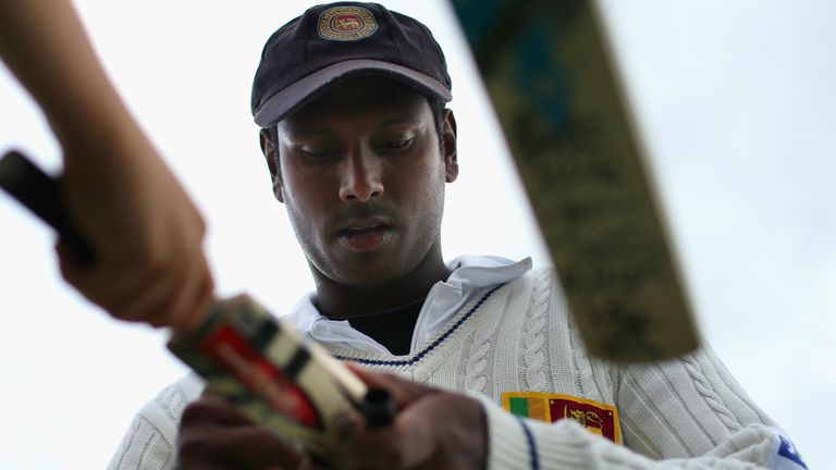 Angelo Mathews: Succeeds Mahela Jayawardene as captain