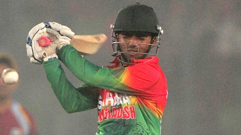 Mominul Haque: Test chance for left-handed batsman