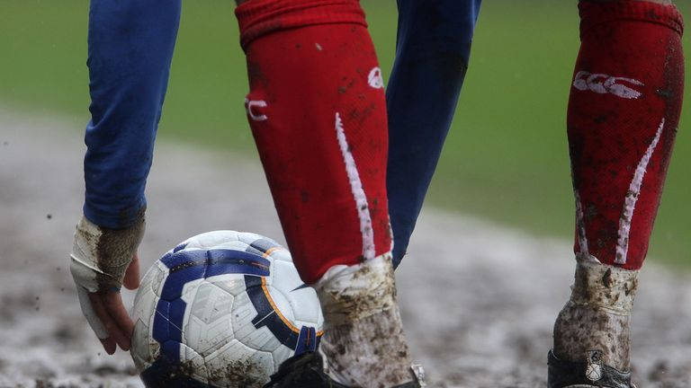 FA pledge: 3,000 grass pitches across the country will be improved.