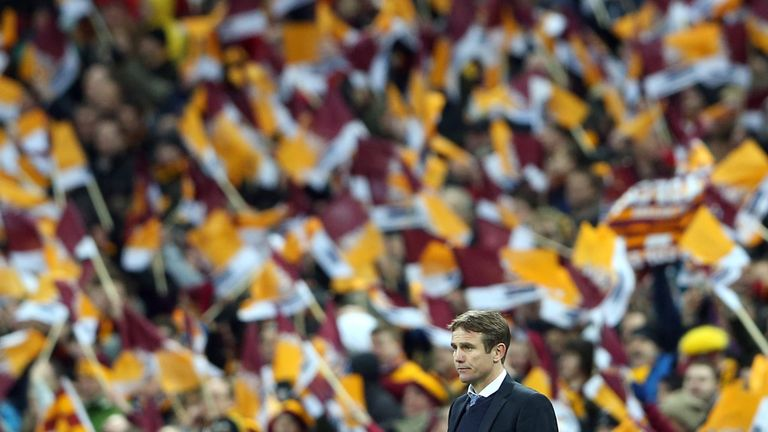 Phil Parkinson: Guided Bradford City to promotion