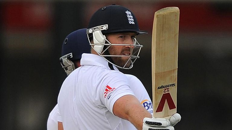 Matt Prior: In bullish mood for Ashes series