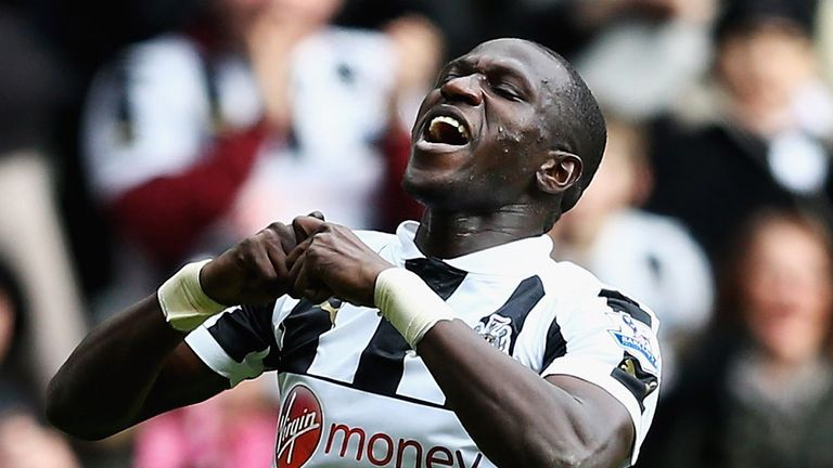 Moussa Sissoko: Ready to take on Manchester City