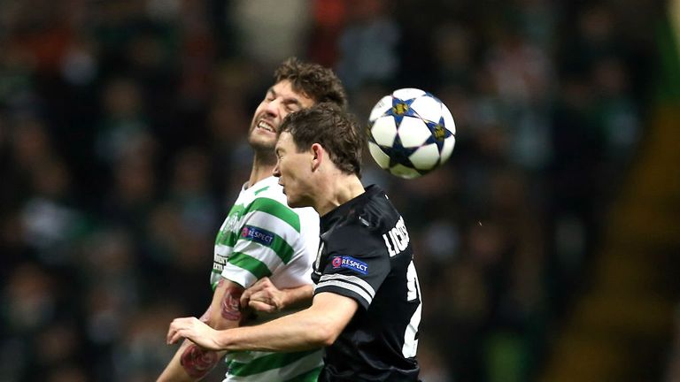 Stephan Lichtsteiner: Does not think Juventus did anything wrong against Celtic