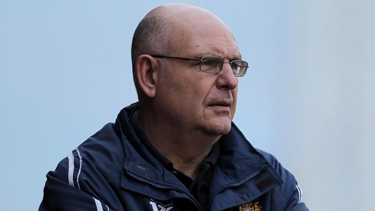 John Still: Replaced at Dagenham by assistant Wayne Burnett