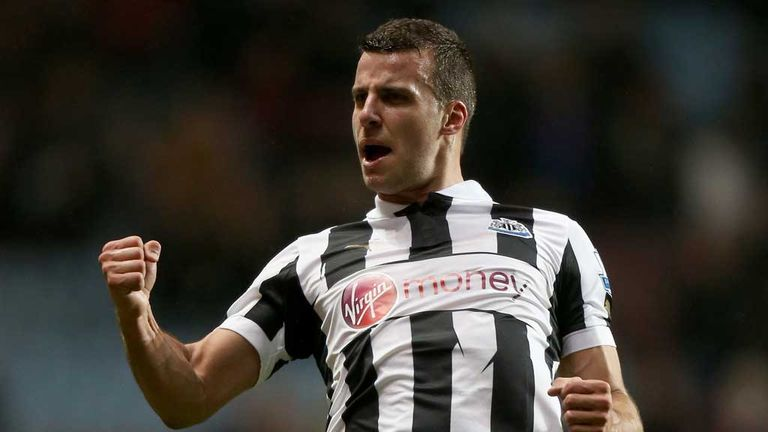 Steven Taylor: Impressed in recent weeks for Newcastle