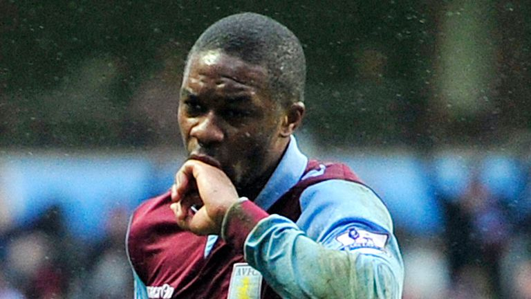 Charles N'Zogbia: Aston Villa winger expects to be fit to face Arsenal