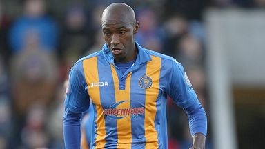 Marvin Morgan: Loaned to Hartlepool