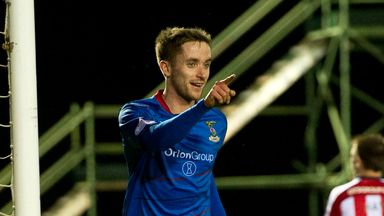 Nick Ross: Wants Inverness to win the next two games