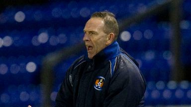 Kenny Shiels: Hit out at Celtic manager Neil Lennon