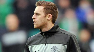 Alan Maybury: Played more than 30 games last season for Hibernian
