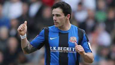 Chris Dagnall: Goes straight into the O's squad