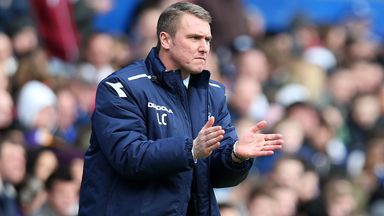 Lee Clark: Looking to line up potential summer recruits